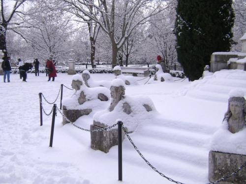 Parque del Capricho, Madrid
