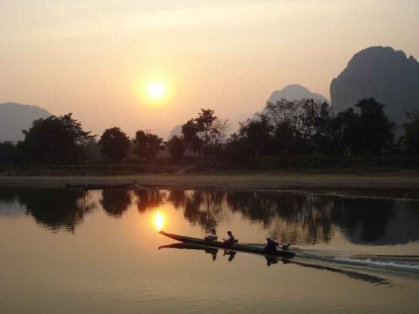Laos de primera mano, por José Antonio Rodriguez