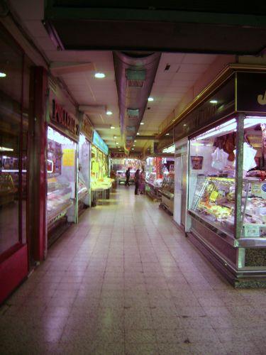 Mercado del Barrio de La Concepción. Madrid.