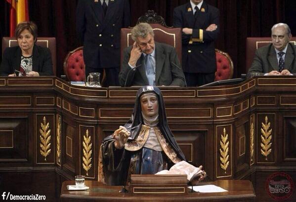 Virgen periscopio