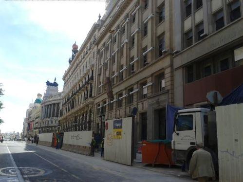 Inicio de las obras del complejo de lujo en Canalejas