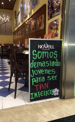 Café Chulapas, C.C. Alcalá Norte, Madrid