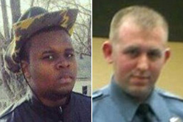 Ferguson-Michael-Brown-and-Darren-Wilson - ferguson-michael-brown-and-darren-wilson