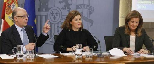 Rueda de prensa del Consejo de Ministros del último viernes