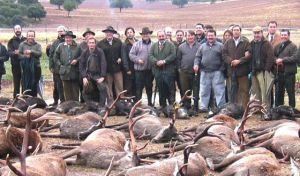 Las cacerías de la trama Púnica en la foto de El País.