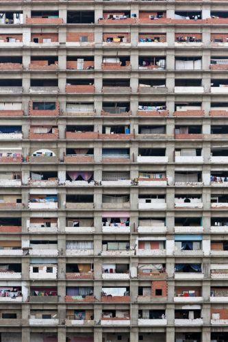 Iwan Baam. Torre David. Venezuela
