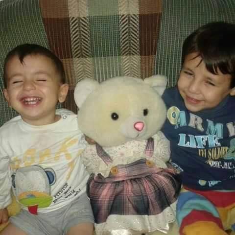 Así era Aylan Kurdi según la foto difundida por el escritor, Michael Weiss, colaborador de CNN y NYT