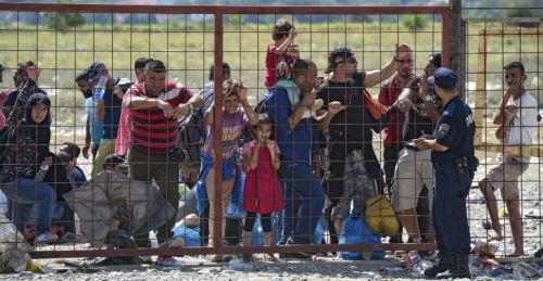 Hungría. Refugiados.