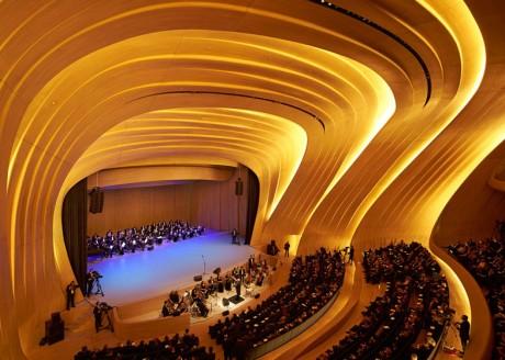 Zaha-Hadid.Aliyev Centre Baku