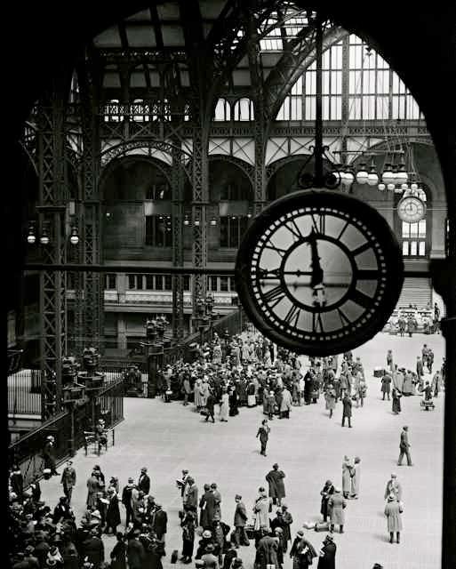 reloj.estacion.pensilvania